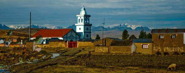 "Foto: Pedro Szekely, ""Father Obermaier Church, Oruro, Bolivia"",  http://piqs.de/fotos/146232.html"