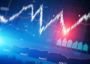 Börsengrafik