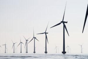 Foto: Windpark Rødsand II, Eon