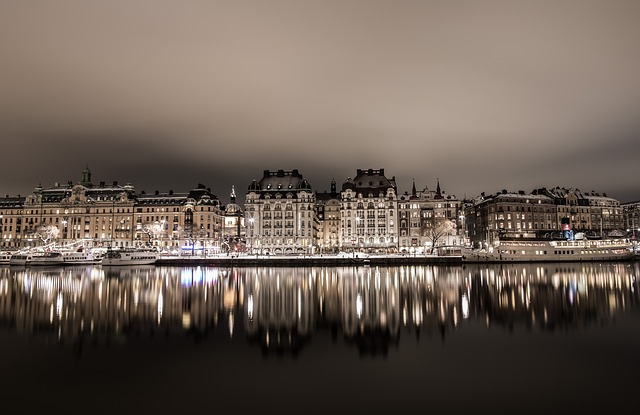 reflection stockholm