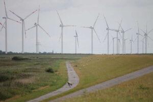Kampf um die Windräder