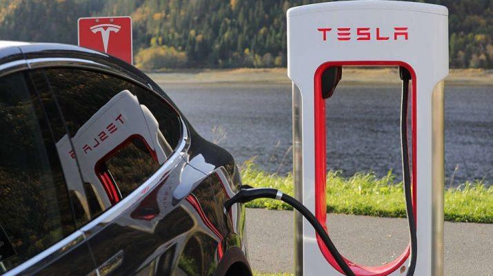 Aufstieg des Tesla