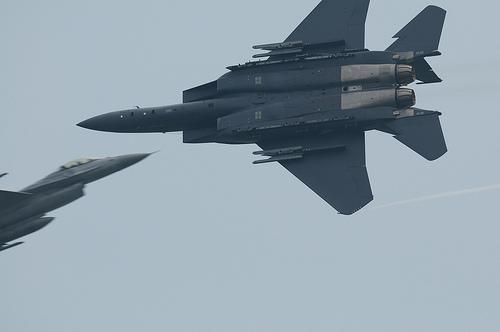 RSAF McDonnell Douglas F-15SG Strike Eagle