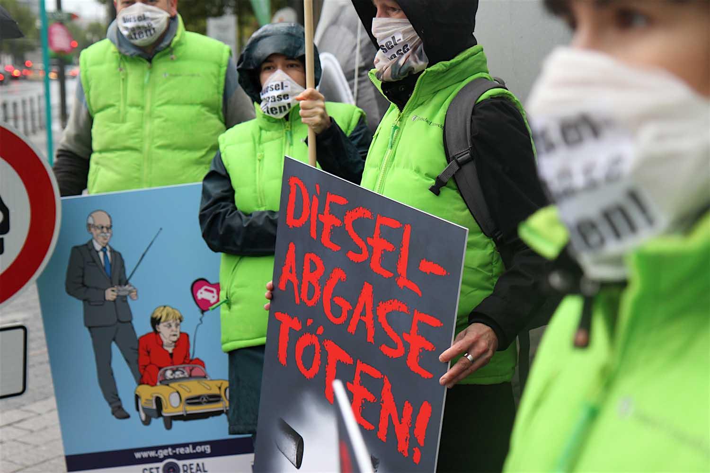 Diesel: Wie der RBB das Volk hinter die Fichte führt