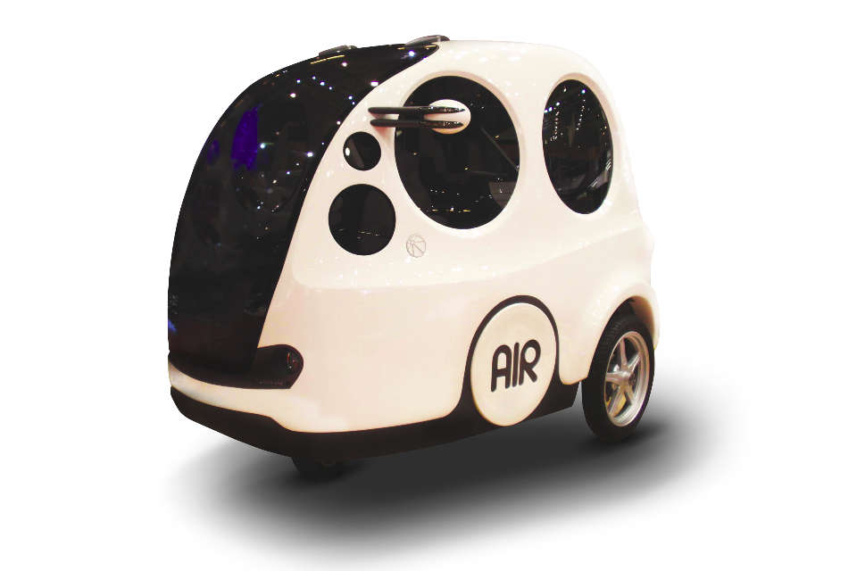 eine neue fahrkultur f r 10 000 car airpod that runs. Black Bedroom Furniture Sets. Home Design Ideas