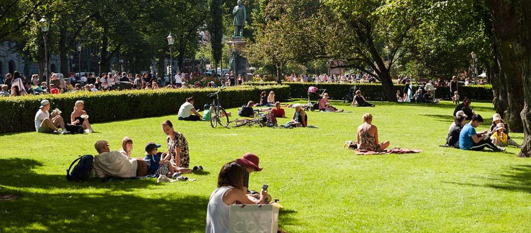 Grüne Partei in Finnland offen für Kernenergie