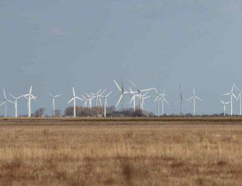 Windkraftausbau
