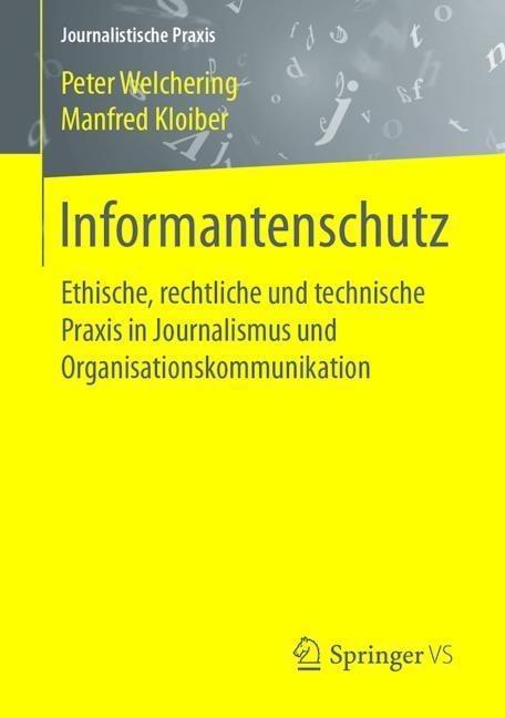 Informantenschutz